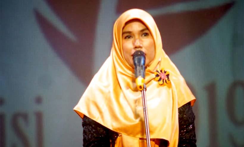 Di Riau, Perayaan Hari Puisi Berlangsung Meriah