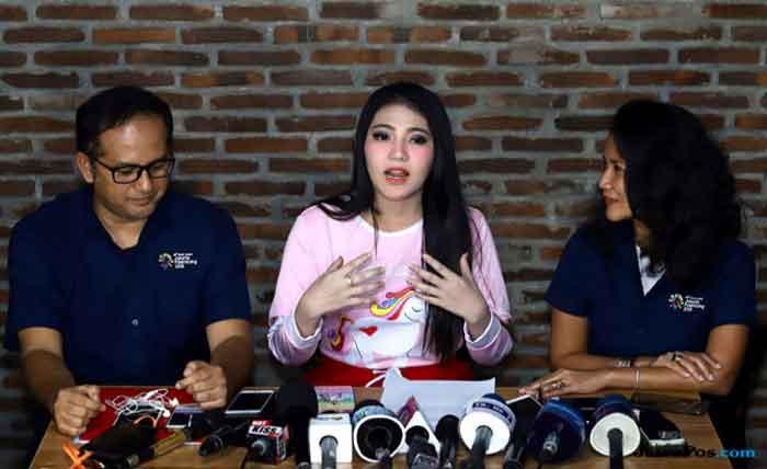 Via Vallen Diduga Dilecehkan Oknum Pesepakbola, DPR: Harus Ditindak Tegas