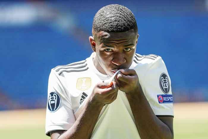 Vinicius Akan Jadi Bintang Madrid