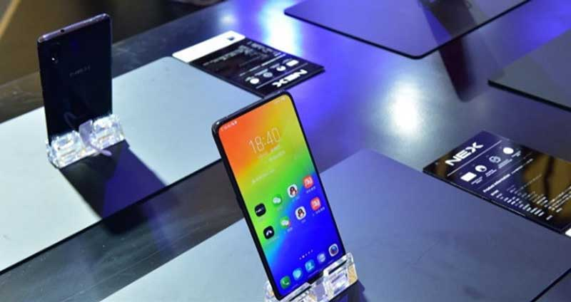 Vivo Targetkan 5 Ponsel 5G pada 2020