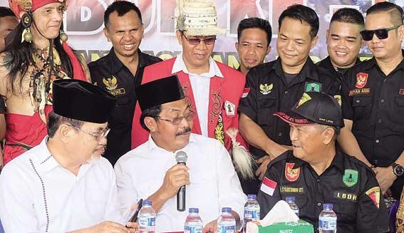 Kategori B, Sakip Siak Tertinggi di Riau