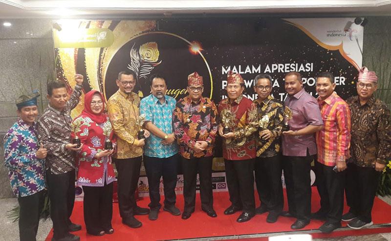 5 Destinasi Wisata Riau Raih Anugerah Pesona Indonesia 2019