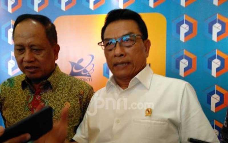 Wakil Panglima TNI Dihidupkan Lagi, Siapa yang Usulkan ke Jokowi?