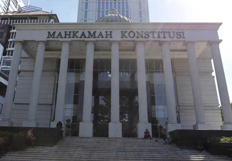 Posisi Wamen Digugat ke MK