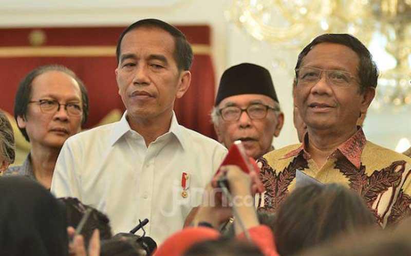 Jokowi Percaya Diri karena Ada Sinyal dari Parlemen