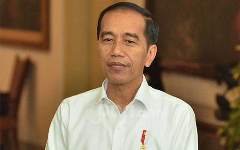 Jokowi Sedih Ada KorbanBom Bunuh Diri di Mapolrestabes Medan