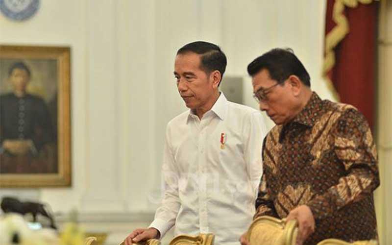 UU KPK Otomatis Berlaku Tanpa Harus Tanda Tangan Jokowi