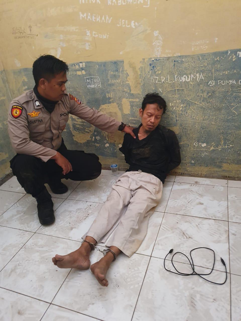 Si Penusuk Wiranto Pernah Digerebek Karena Kasus Judi