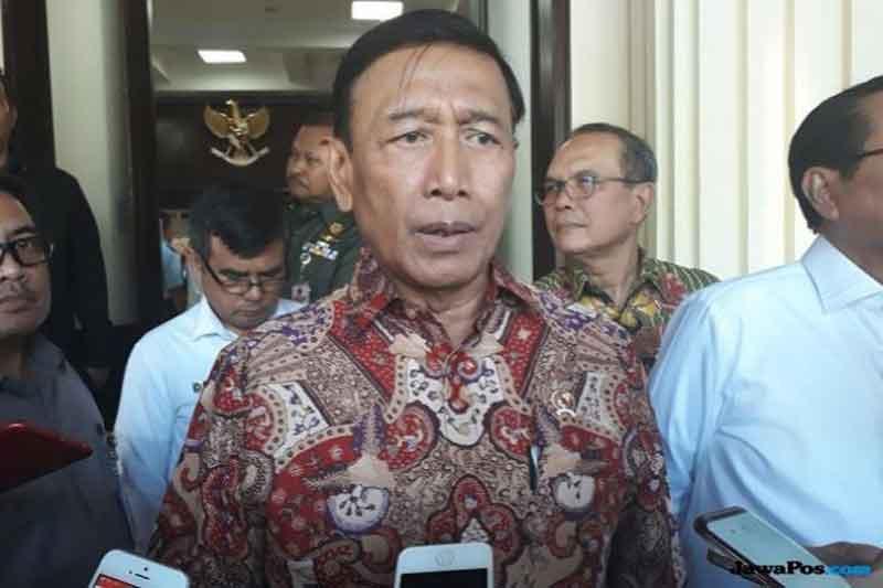 Keras! Politikus Senior Hanura Ini Ingatkan Djafar soal Bantuan Wiranto