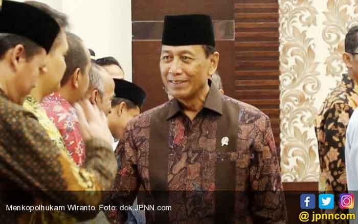 Bukan Lemahkan Pemberantasan Korupsi, Ini Penjelasan Wiranto soal RKUHP