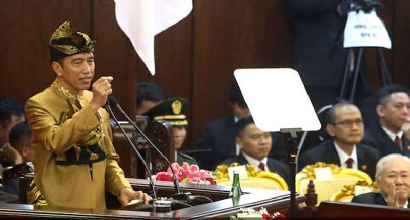 RAPBN 2020, Jokowi Pertahankan Gaji ke-13 dan THR PNS