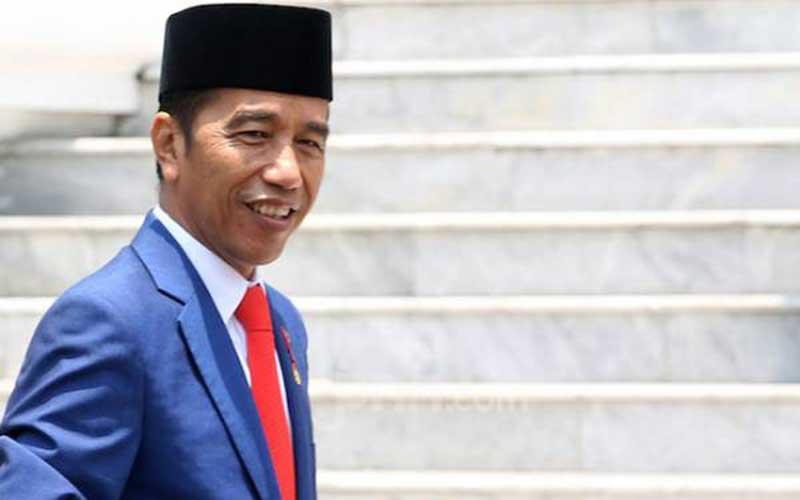Order Presiden Jokowi untuk Calon Kapolri soal Kasus Novel