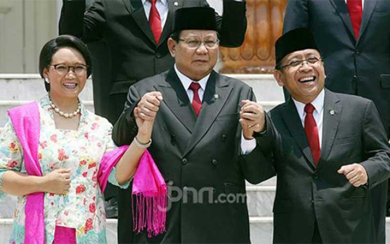 Hidayat Nur Wahid Tinggalkan Pesan pada Prabowo Subianto
