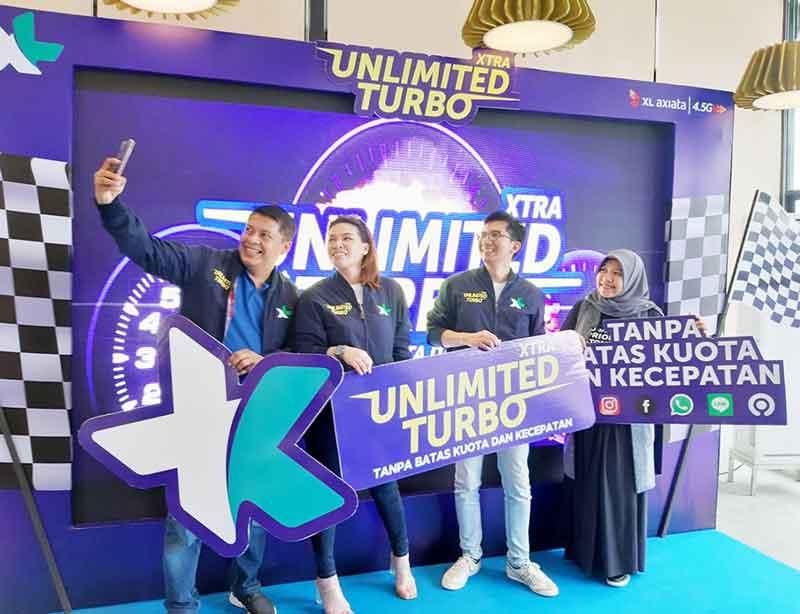 Fitur Xtra Unlimited Turbo Diluncurkan, Aplikasi Pilihan Makin Maksimal