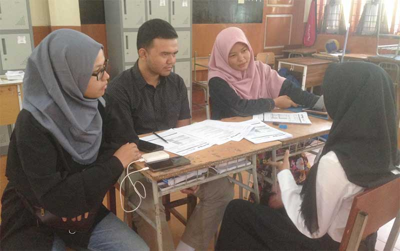 Enam Siswa Riau Ikuti Seleksi Program Youth Exchange and Study AS