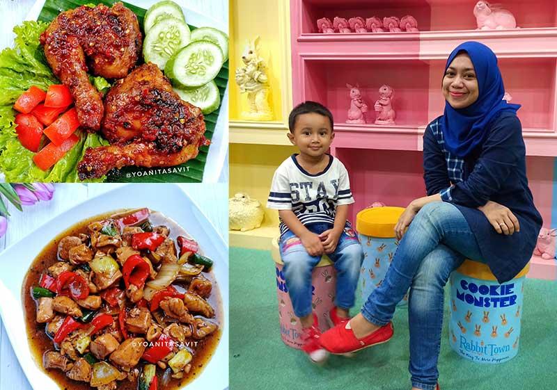 Olahan Ayam Praktis Cocok untuk Berbuka dan Sahur
