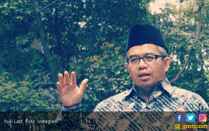 Yudi Latif Mundur dari BPIP, Gerindra: Perlu Dicontoh Pejabat Lain