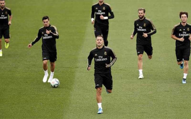 Pekan Keempat La Liga, Ada Peluang Debut Buat Eden Hazard