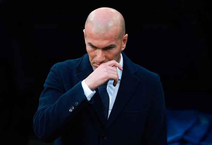 Ini Peringatan Zidane untuk Skuad Madrid usai Barcelona Tumbang dari Roma