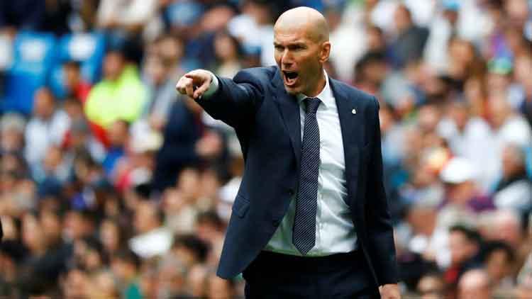 Cadas! Newcatle Bidik Zidane Menjadi Manajer